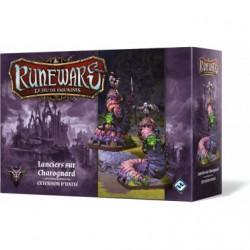 Runewars Le jeu de figurines: Lanciers sur Charognard