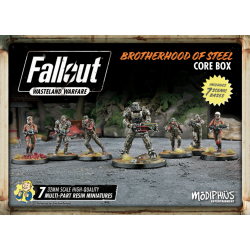 Fallout: Wasteland Warfare – Brotherhood of Steel