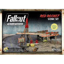 Fallout: Wasteland Warfare Red Rocket