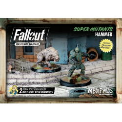 Fallout: Wasteland Warfare – Super Mutants: Hammer