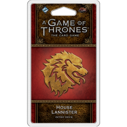 A Game of Thrones: The Card Game (Second Edition) – House Lannister...