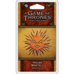 A Game of Thrones: The Card Game (Second Edition) – House Martell...