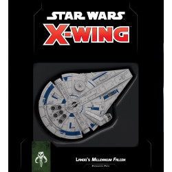 Star Wars: X-Wing (Second Edition) – Lando's Millennium Falcon...