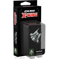 Star Wars: X-Wing (Second Edition) – Fang Fighter Expansion Pack
