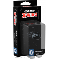 Star Wars: X-Wing (Second Edition) – TIE Advanced x1 Expansion Pack