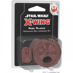 Star Wars: X-Wing (Second Edition) - Rebel Alliance Maneuver Dial...