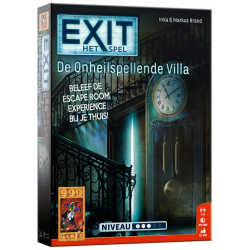 Exit: The Game – De Onheilspellende Villa