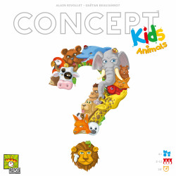 Concept Kids: Dieren
