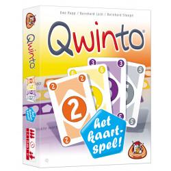 Qwinto: Le jeu des cartes (Néerlandais)