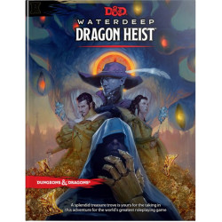 D&D 5.0 Waterdeep Dragon Heist