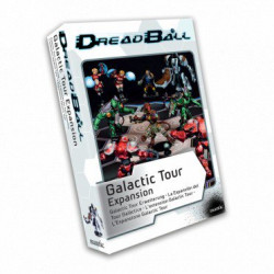 DreadBall 2 - Expension Galactic Tour