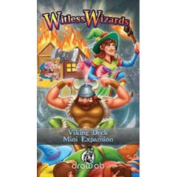 Witless Wizards: Viking Deck Mini Expansion