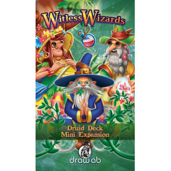 Witless Wizards: Druid Deck Mini Expansion