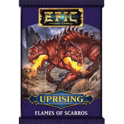 Epic Card Game: Uprising – Flames of Scarros