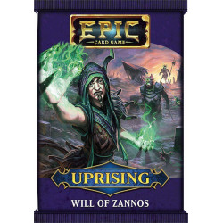 Epic Card Game: Uprising – Will of Zannos