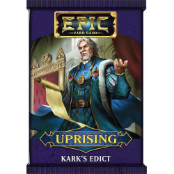 Epic Card Game: Uprising – Kark's Edict