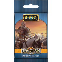 Epic Card Game: Pantheon – Riksis vs Tarken