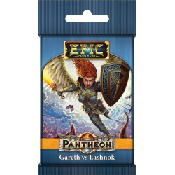 Epic Card Game: Pantheon – Gareth vs Lashnok