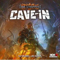 [Damaged] Star Scrappers: Cave-in