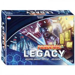 Pandemic Legacy: Seizoen 1