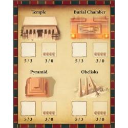 Imhotep: De Weddenschap