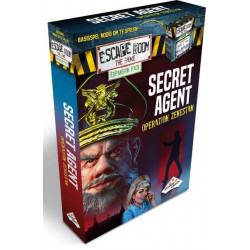 Escape Room: The Game – Secret Agent