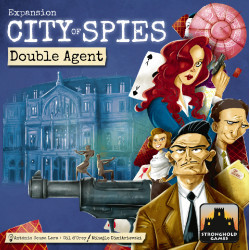 [Beschadigd] City of Spies: Double Agent