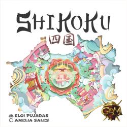 [Beschadigd] Shikoku
