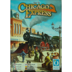 [Damaged] Chicago Express