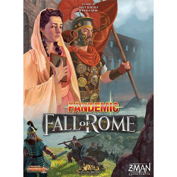 Pandemic: Fall of Rome (Dutch)