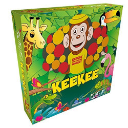 KeeKee The Rocking Monkey!