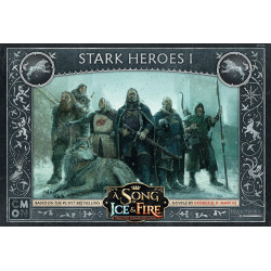 A Song of Ice & Fire: Tabletop Miniatures Game – Stark Heroes I