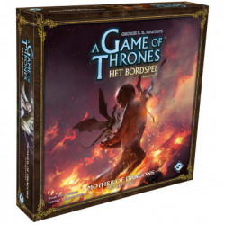 A Game of Thrones: Het Bordspel (Second Edition) – Mother of Dragons