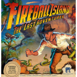 Fireball Island: The Curse of Vul-Kar – The Last Adventurer