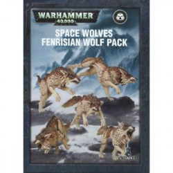Space Wolves: Fenrisian Wolf Pack