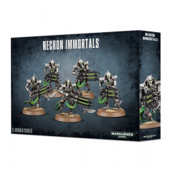 Necron Immortals