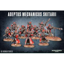 Adeptus Mechanicus Skitarii - Skitarii Vanguard