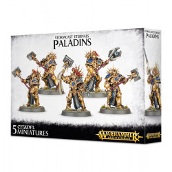 Retributors - Stormcast Eternals Paladins