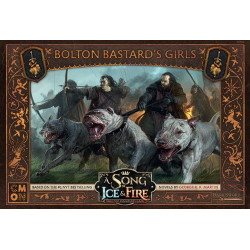 A Song of Ice & Fire: Tabletop Miniatures Game – Bolton Bastard's...