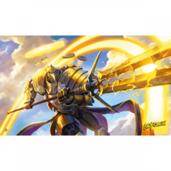 KeyForge Playmat - Raiding Knight
