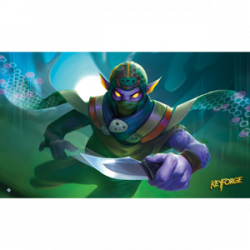 KeyForge Playmat - Finishing Blow