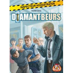 Inspecteur Hoogstraten: Diamantbeurs