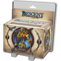 Descent: Journeys in the Dark (Second Edition) – Skarn Lieutenant Pack
