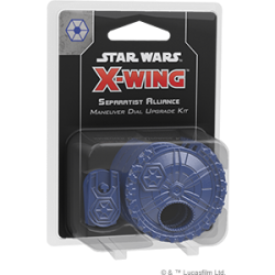 Star Wars X Wing 2nd Edition: Separatist Alliance Maneuver Dial...