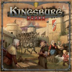[Damaged] Kingsburg (Second Edition)