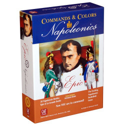 Commands & Colors: Napoleonics Expansion 6 – EPIC Napoleonics