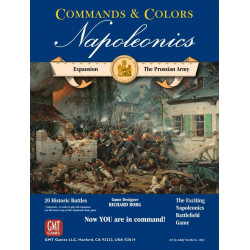 Commands & Colors: Napoleonics Expansion 4 – The Prussian Army