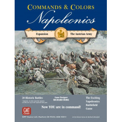 Commands & Colors: Napoleonics Expansion 3 – The Austrian Army