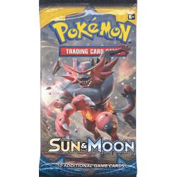 Pokémon Booster Pack Sun & Moon