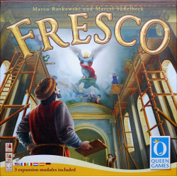 Fresco (+3 expansions included)